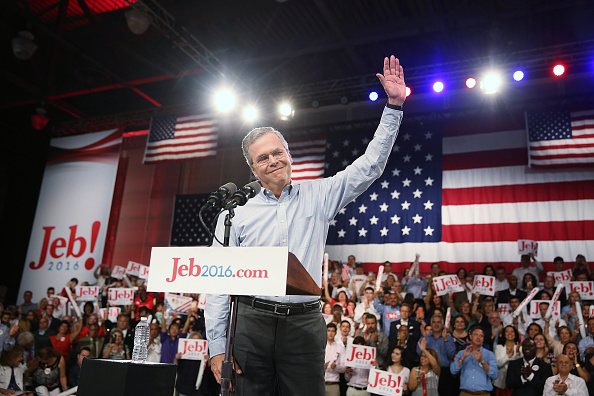 Southern USA「Jeb Bush Announces Candidacy For President」:写真・画像(2)[壁紙.com]