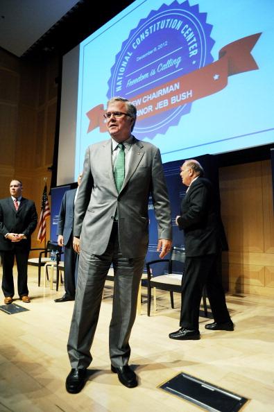 William Thomas Cain「National Constitution Center Names Jeb Bush As New Chairman」:写真・画像(10)[壁紙.com]