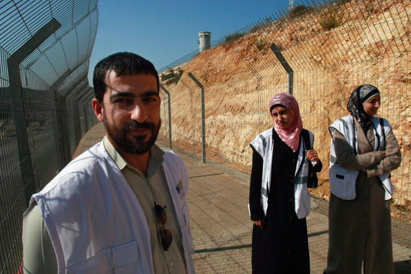 West Bank「Mobile Clinics Bring Health Care To Isolated Palestinians」:写真・画像(8)[壁紙.com]