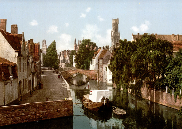 1900-1909「Bruges」:写真・画像(15)[壁紙.com]