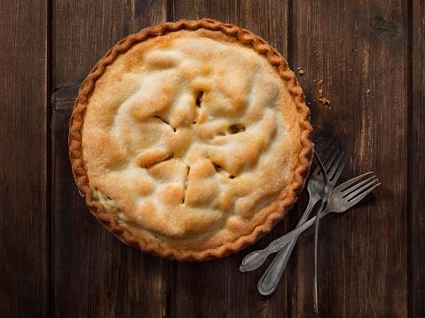 Soft Focus「Home Made Apple Pie」:スマホ壁紙(12)