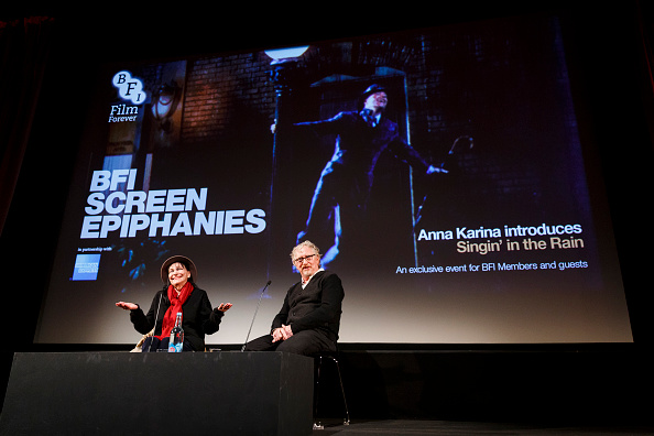 アンナ・カリーナ「BFI Screen Epiphany: Anna Karina」:写真・画像(6)[壁紙.com]
