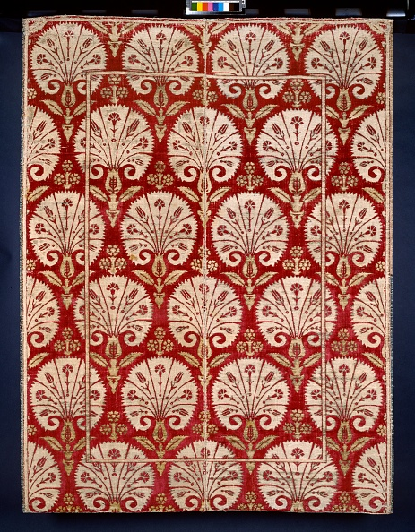 カーネーション「Ottoman Velvet With Carnations」:写真・画像(5)[壁紙.com]