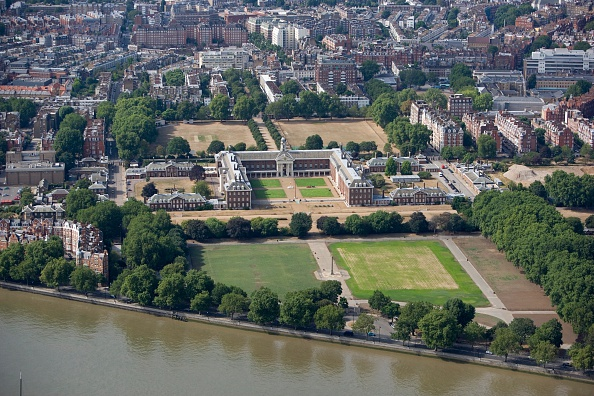 Water's Edge「Royal Hospital Chelsea, London, 2006」:写真・画像(11)[壁紙.com]