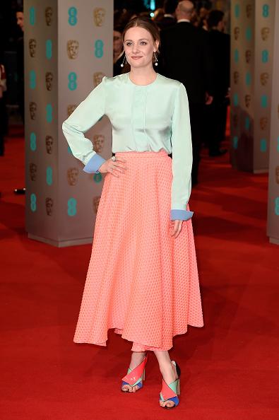Covent Garden「EE British Academy Film Awards 2015 - Red Carpet Arrivals」:写真・画像(6)[壁紙.com]