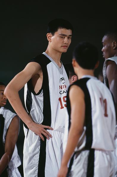 Yao Ming「Yao Ming」:写真・画像(0)[壁紙.com]