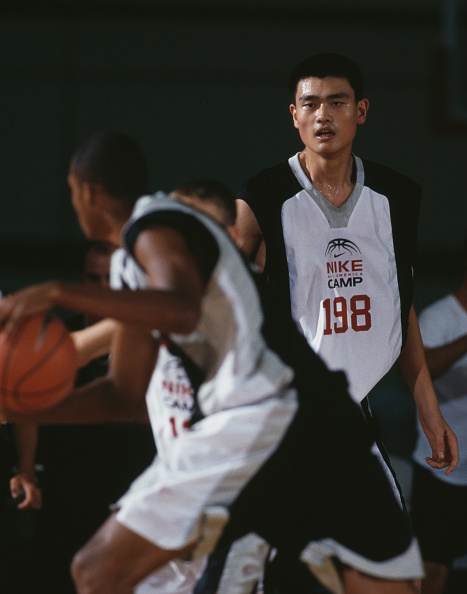 Yao Ming「Yao Ming」:写真・画像(7)[壁紙.com]