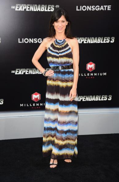 "Halter Top「Premiere Of Lionsgate Films' ""The Expendables 3"" - Arrivals」:写真・画像(19)[壁紙.com]"