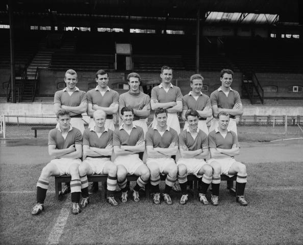Sports Team「57-58 Chelsea Team」:写真・画像(8)[壁紙.com]