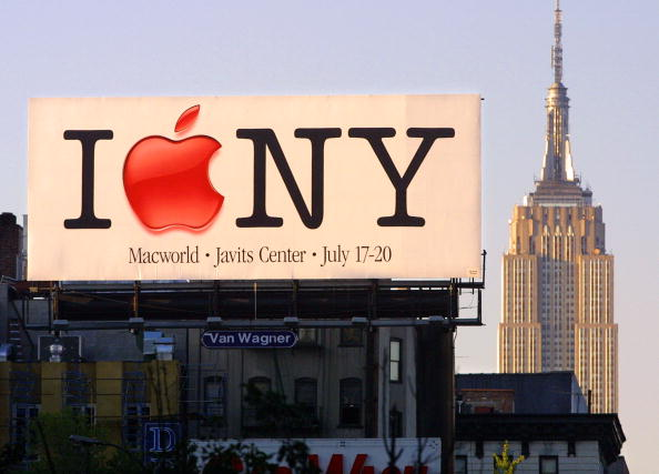 Empire State Building「Macworld New York」:写真・画像(4)[壁紙.com]
