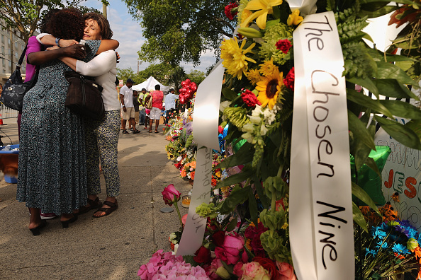 Methodist「Charleston In Mourning After 9 Killed In Church Massacre」:写真・画像(3)[壁紙.com]
