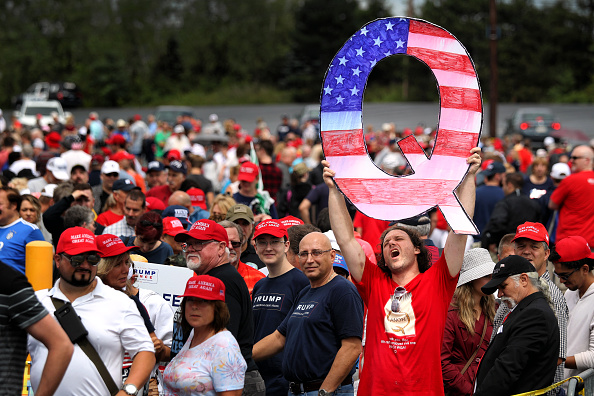 MAGA「President Trump Holds Make America Great Again Rally In Pennsylvania」:写真・画像(19)[壁紙.com]