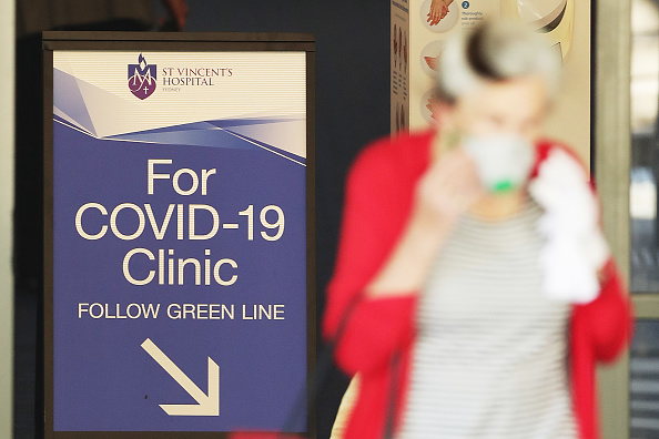 Infectious Disease「Concern Grows As More Than 450 Coronavirus Cases Are Confirmed In Australia」:写真・画像(11)[壁紙.com]