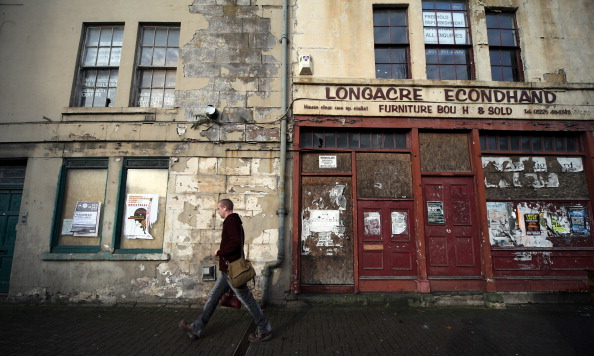 Boarded Up「Fears For High Street Chains Persist In Spite Of Record Sales Figures」:写真・画像(3)[壁紙.com]