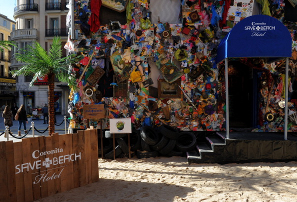 Madrid「Rubbish Hotel Opens To Highlight The Plight Of Ocean Garbage」:写真・画像(0)[壁紙.com]
