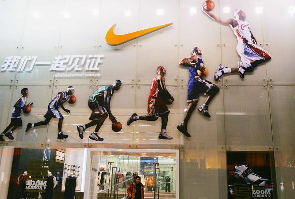 Nike - Designer Label「Beijing Olympic Games Brings The Enormous Commercial Opportunity」:写真・画像(3)[壁紙.com]