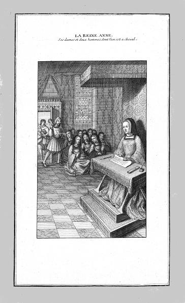 Writing「La Reine Anne Creator: Unknown」:写真・画像(14)[壁紙.com]