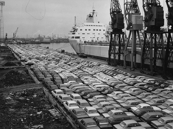Container Ship「Car Shipment」:写真・画像(16)[壁紙.com]