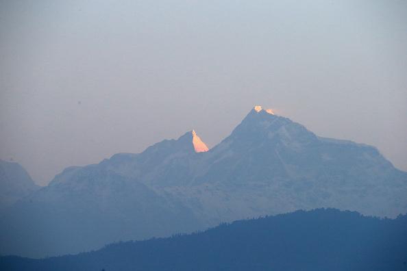 Himalayas「Prince Harry Visits Nepal - Day 4」:写真・画像(1)[壁紙.com]