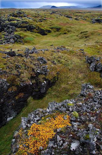 Lava「Snaefellsjokull National Park   Area」:スマホ壁紙(4)