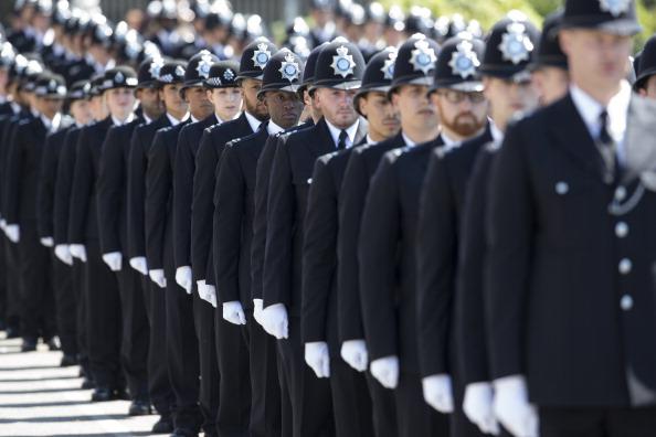 Police Force「Metropolitan Police Passing Out Parade」:写真・画像(15)[壁紙.com]