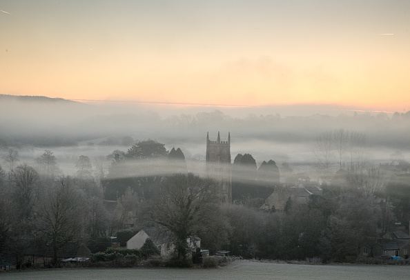 Church「Met Office Issues Weather Warnings For Freezing Fog」:写真・画像(4)[壁紙.com]