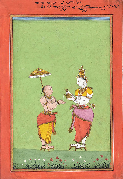 Hinduism「Vamana Being Blessed By King Bali」:写真・画像(13)[壁紙.com]