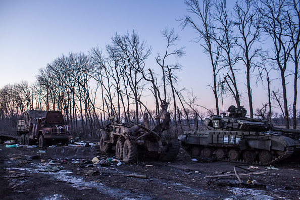 Bad Condition「Ukraine Calls For UN Peacekeepers To Enforce Ceasefire After Withdrawal From Debaltseve」:写真・画像(15)[壁紙.com]