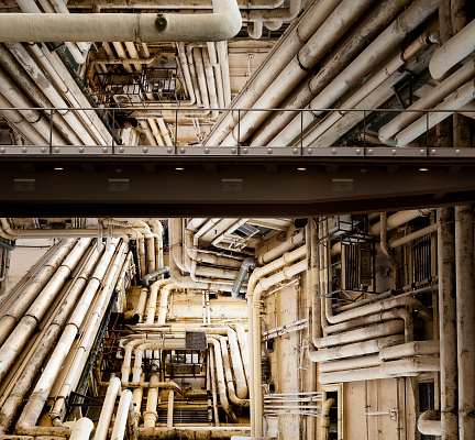 Footbridge「Piping in factory」:スマホ壁紙(8)