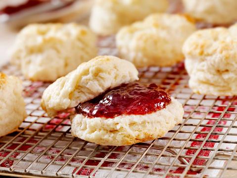 Biscuit「Homemade Buttermilk Biscuits」:スマホ壁紙(9)