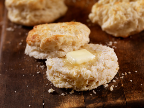 Bun - Bread「Homemade Buttermilk Biscuits」:スマホ壁紙(13)