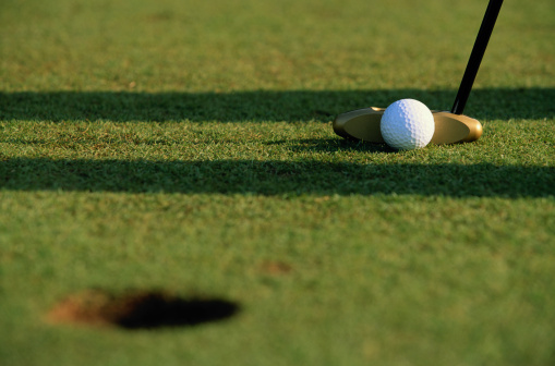 Putting - Golf「Putter」:スマホ壁紙(12)