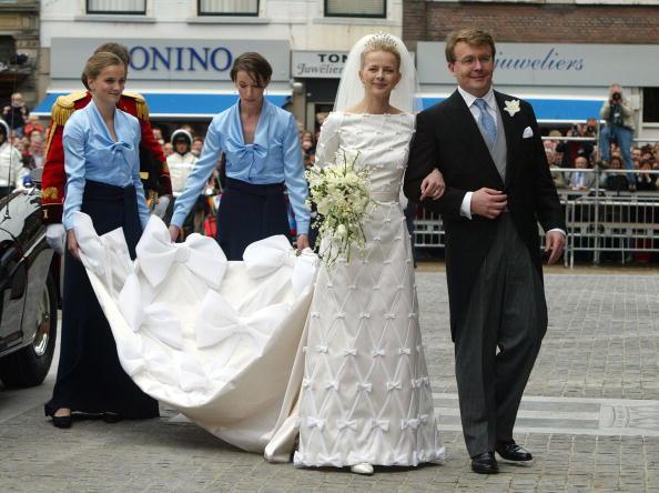 Netherlands「Wedding Of Prince Johan Friso and Mabel Wisse Smit」:写真・画像(17)[壁紙.com]
