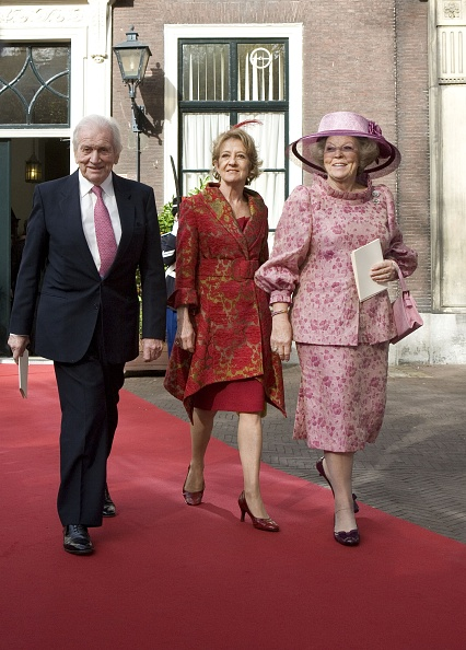 Michel Porro「Christening Of Dutch Princess Ariane」:写真・画像(4)[壁紙.com]