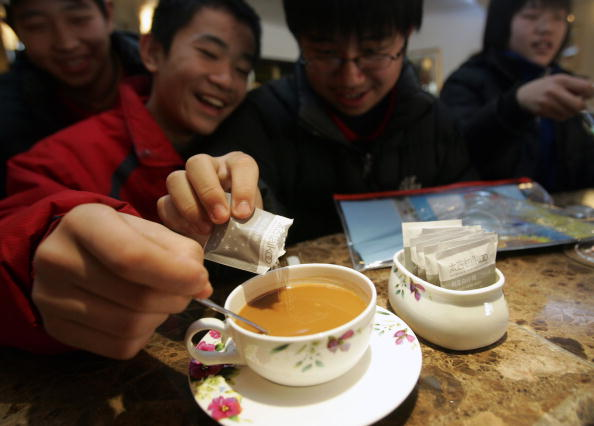 Breakfast「Students Learn About Western Diet In Chinese Vocational School」:写真・画像(9)[壁紙.com]