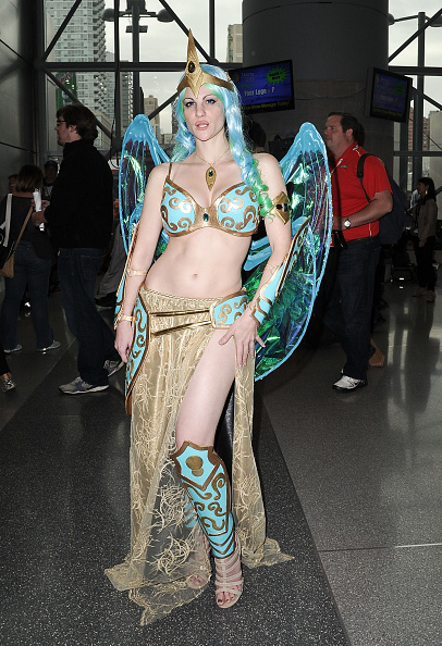 Comic con「2014 New York Comic Con - Day 2」:写真・画像(15)[壁紙.com]