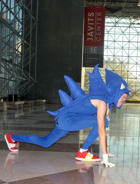 ハリネズミ「2012 New York Comic Con - Day 1」:写真・画像(0)[壁紙.com]