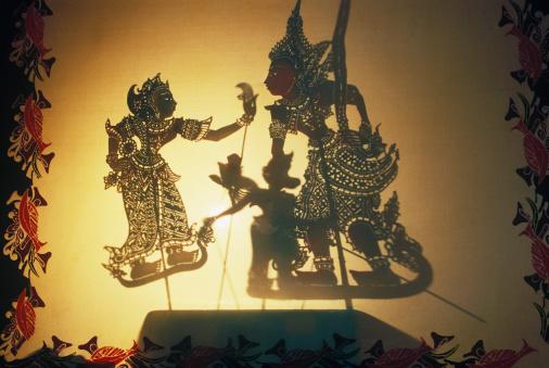 Indigenous Culture「Shadow puppet play, Wayang Kulit」:スマホ壁紙(9)