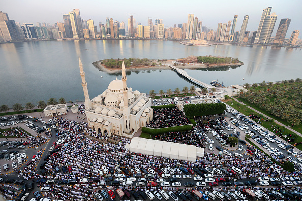 United Arab Emirates「Muslims Celebrate The Festival Of Eid In Dubai」:写真・画像(4)[壁紙.com]