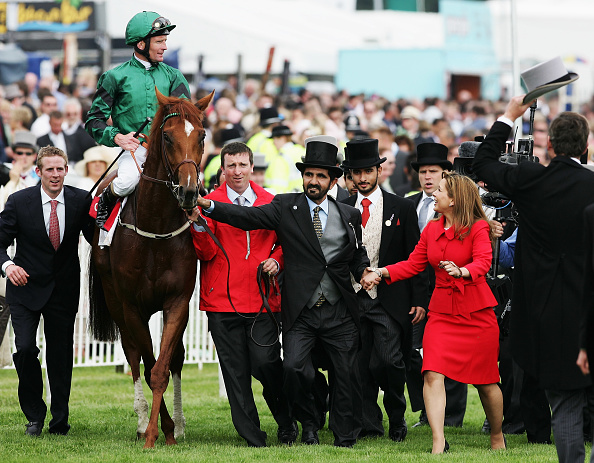 Royal Person「Epsom Derby 2008」:写真・画像(8)[壁紙.com]