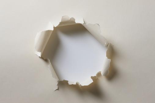 Paper「Paper Tear」:スマホ壁紙(16)
