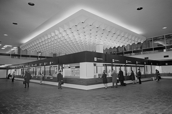 Euston Station「Euston Station」:写真・画像(1)[壁紙.com]