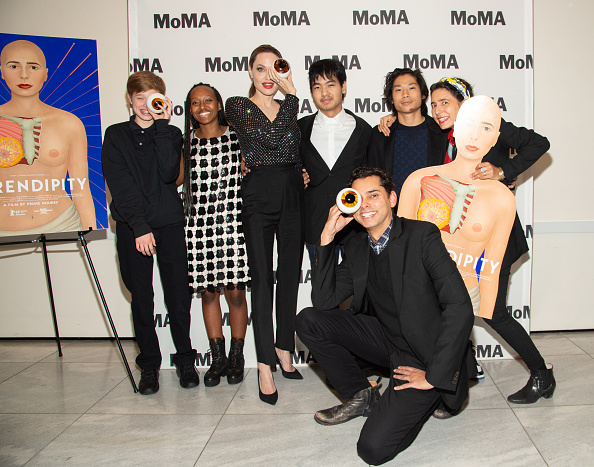 New York City Museum Of Modern Art「Opening Night Of MoMA's Doc Fortnight, Premiere Of Prune Nourry's Serendipity」:写真・画像(16)[壁紙.com]