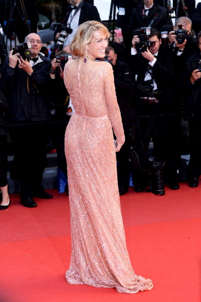Elie Saab - Designer Label「'All Is Lost' Premiere - The 66th Annual Cannes Film Festival」:写真・画像(11)[壁紙.com]