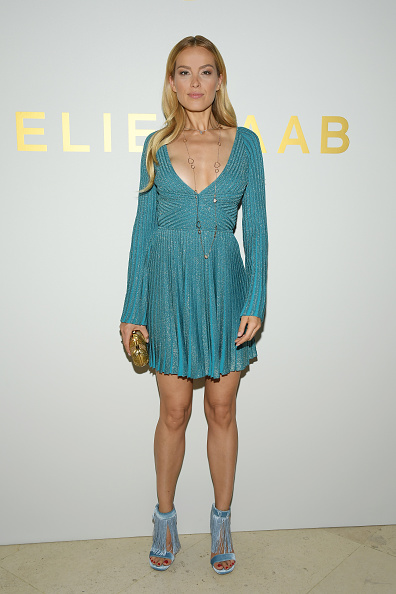 Elie Saab - Designer Label「Elie Saab : Front Row - Paris Fashion Week - Haute Couture Fall Winter 2018/2019」:写真・画像(9)[壁紙.com]