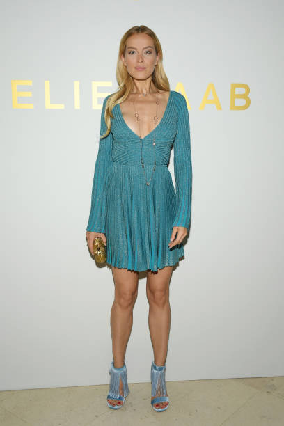 Elie Saab : Front Row - Paris Fashion Week - Haute Couture Fall Winter 2018/2019:ニュース(壁紙.com)