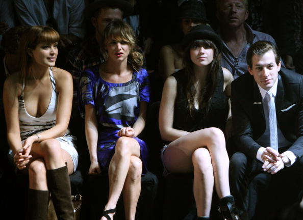 Eye Make-Up「Diesel - Front Row - Spring 09 MBFW」:写真・画像(6)[壁紙.com]