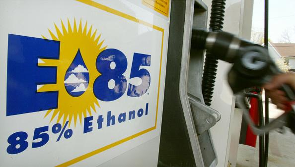 Ethanol「Maryland Gas Station Offers Alternative Fuel」:写真・画像(0)[壁紙.com]