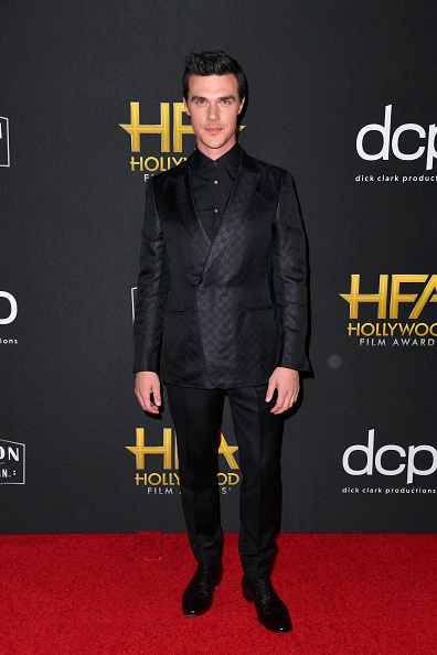 Purple Blazer「23rd Annual Hollywood Film Awards - Arrivals」:写真・画像(6)[壁紙.com]