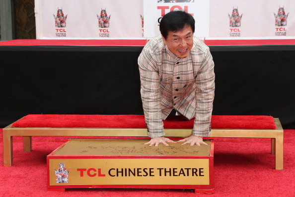 Hand「Jackie Chan Hand And Footprint Ceremony」:写真・画像(11)[壁紙.com]
